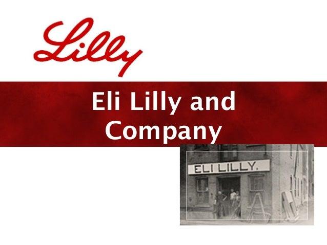 Eli Lilly andCompany