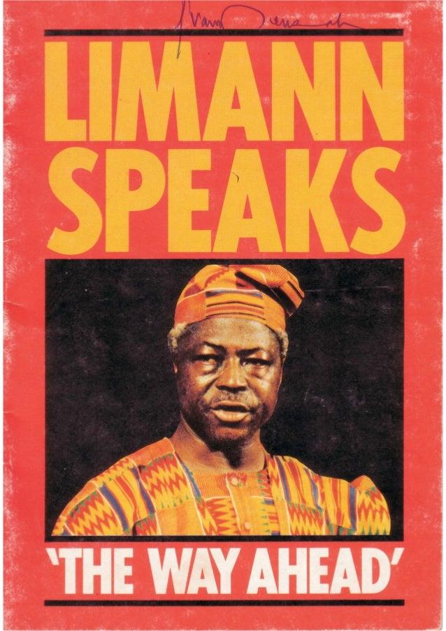President Hilla Limann of Ghana Speaks