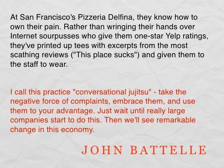 CONVERSATIONAL            ECONOMY  John Battelle  Wired žurnalo įkūrėjas  thestandard.com įkūrėjas  Federated Media įkūrėj...