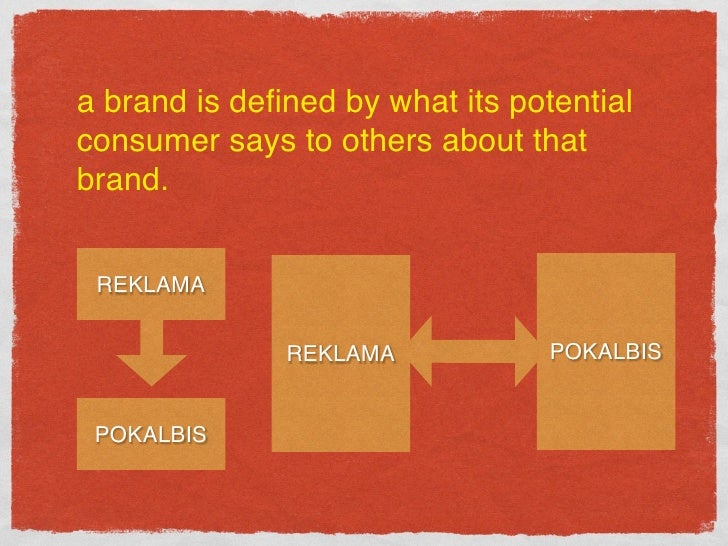 I believe we are at the beginning of an explosion in online media brands, akin to the explosion of consumer magazine brand...