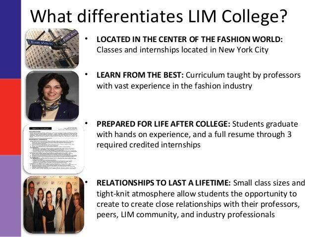 LIM College - Marketing Campaign