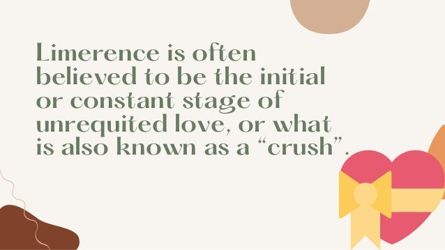 Love limerence vs Limerence: In