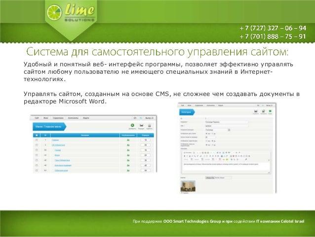 Презентация компании  «Lime solutions» Slide 3