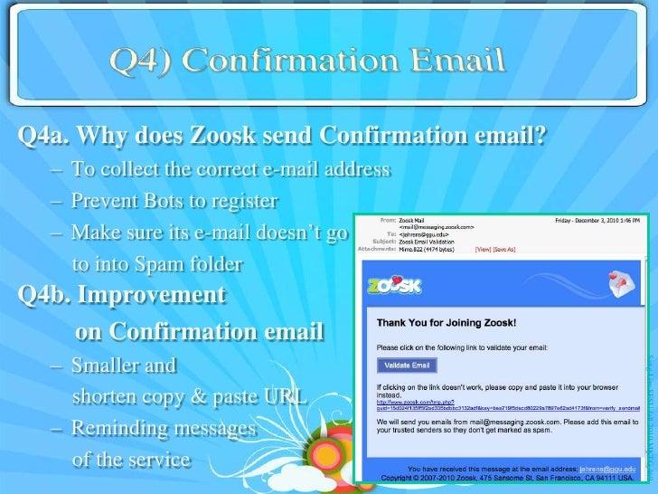 Mail login zoosk 💑 Best