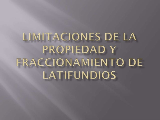 La Reforma Agraria es un movimiento que surgió a raíz del discurso pronunciado por Luis Cabrera, en el que se propone la n...