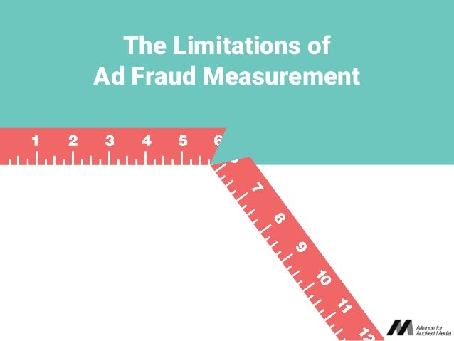 The Limitations of Ad Fraud Measurement