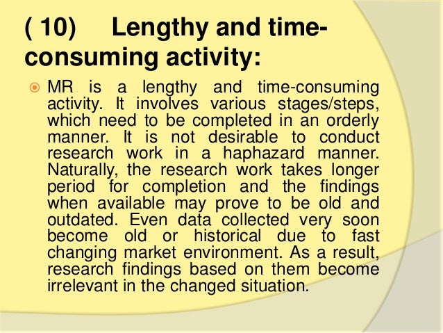 limitations marketing research 198 chapter seven limitations of the study, and recommendations for future research 71 introduction this chapter discusses the overall implications of the findings of the current.