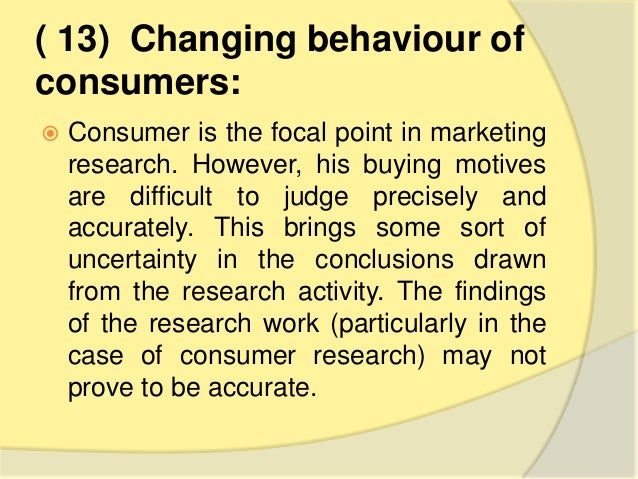 explain the limitations of marketing research used to contribute to the development of a selected or Limitations of marketing research limitations of personnel with the growth and development of their economies, the marketing conditions are changing in.