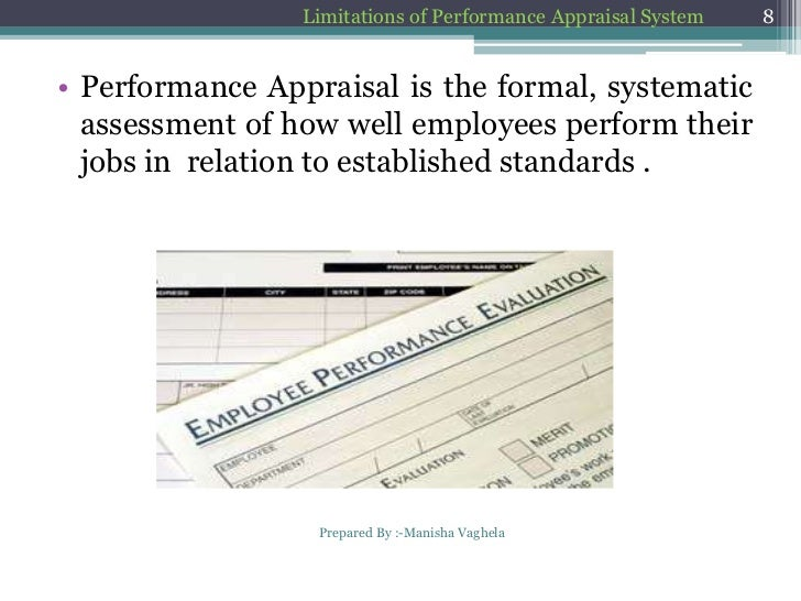 peformance appraisal system Performance appraisal is a topic receiving much  multiple examples of the various components of a system for effective perfor-mance appraisal are offered in the.