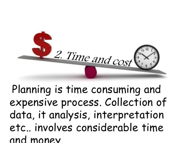 what are the limitations of planning