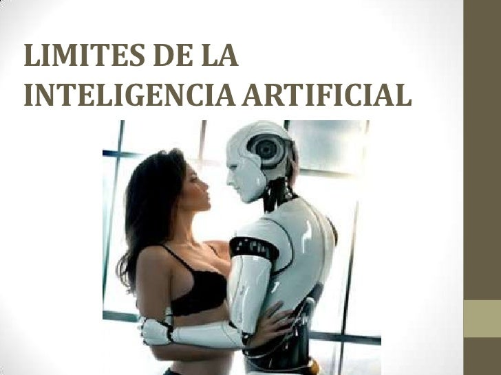 LIMITES DE LA INTELIGENCIA ARTIFICIAL <br />