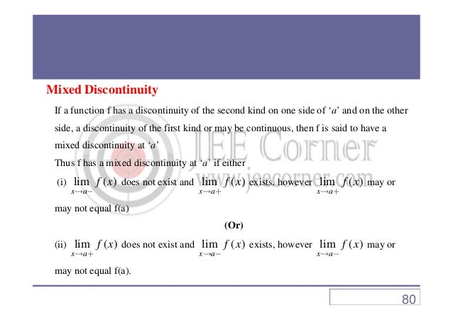 limits and continuity examples pdf