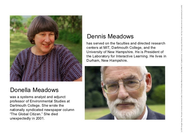 DENNIS MEADOWS LIMITS TO GROWTH EBOOK DOWNLOAD