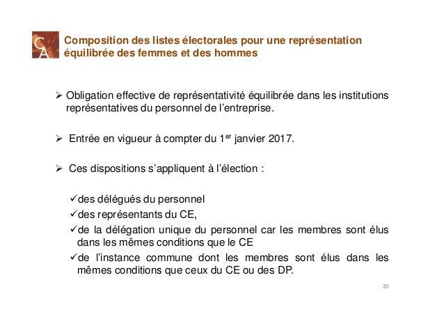 L Impact De La Loi Rebsamen Sur Les Institutions Representatives Du