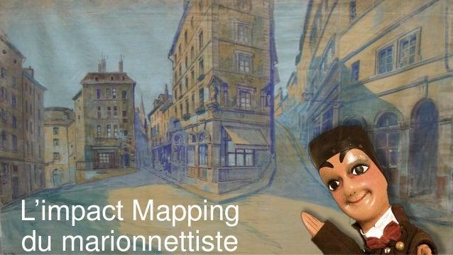 L'impact Mapping du marionnettiste