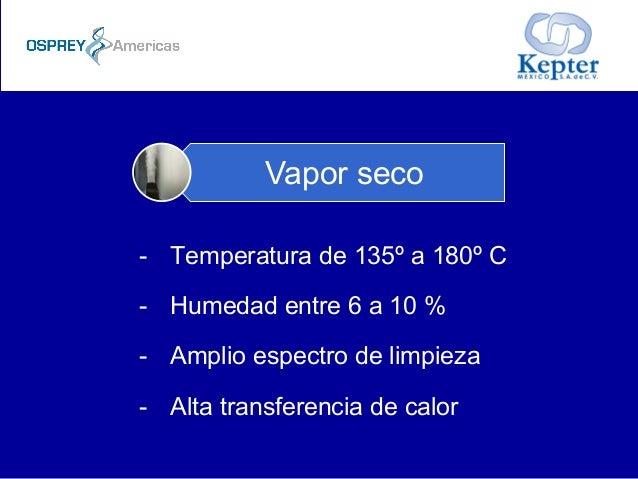 Osprey Americas | Equipos de vapor | Industrial Slide 3