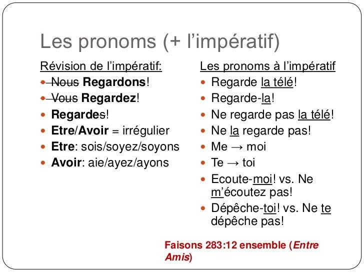 verbe essayer a l imperatif present Conjugaison du verbe essayer comment conjuguer essayer à tous les temps : tables de conjugaison des modes indicatif, conditionnel, subjonctif, impératif, gérondif.