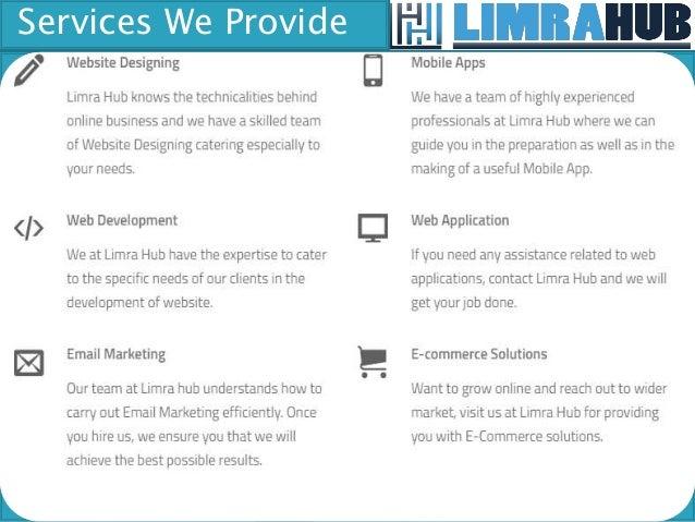 Limrahub Orange County Web Design Company