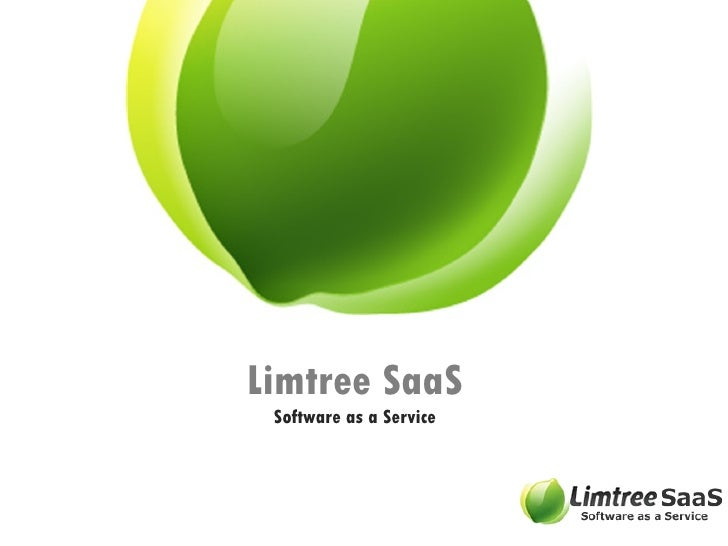 Limtree SaaS Software as a Service