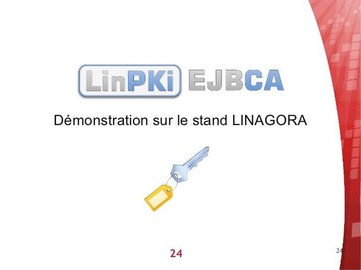 LinPKI EJBCA : une PKI open source en route vers la ...