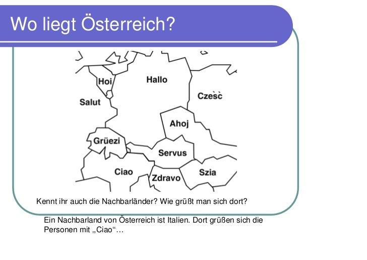 Referat über österreich