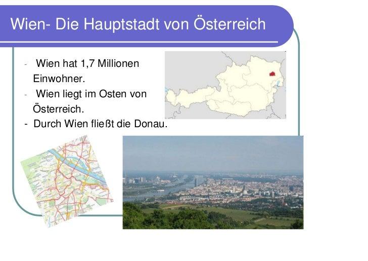 liegt wien in österreich