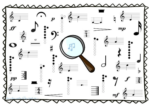 Lince musical Slide 2