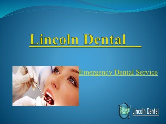 Lincoln dental -Emergency Dental Service Melbourne