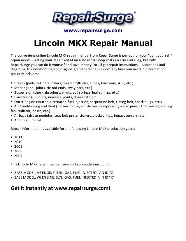 2008 Lincoln Mkx Manual How To And User Guide Instructions U2022 Rh Taxibermuda Co 2007 Mkz Engine Diagram: Lincoln Mkz Engine Diagram At Freddryer.co