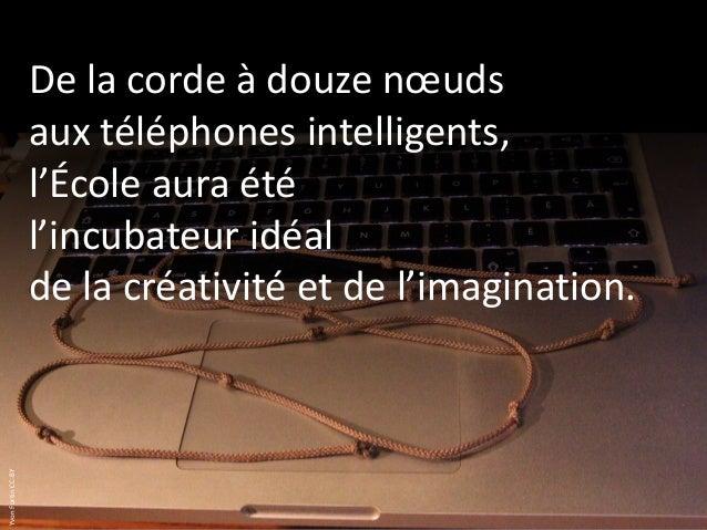 L'incubateur idéal de la créativité et de l'imagination : l'école - Yvon Fortin à TEDxQuébec 2013