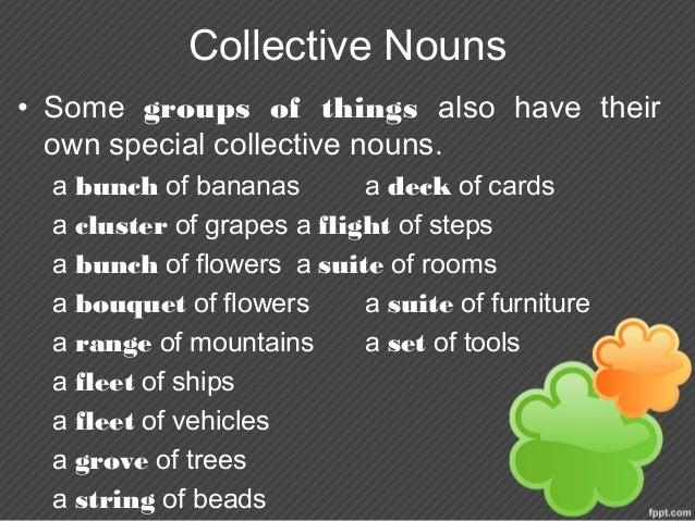 Collective Noun Of Cakes