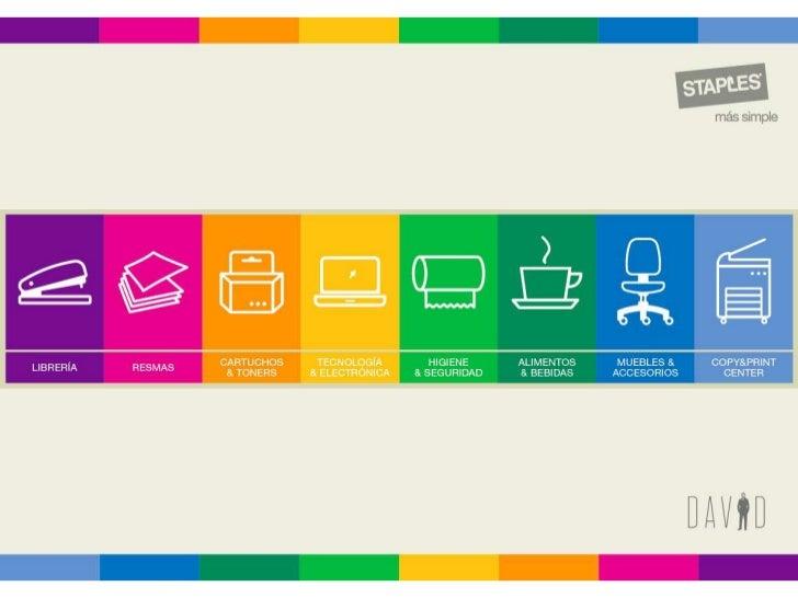 Linda! - Staples Argentina marketing campaign - 2012