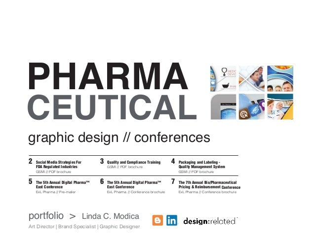 Labeling  2013  Quality and ComplianCe training  PHARMA  CEUTICAL 3  Quality and Compliance Training  // PDF brochure GS...