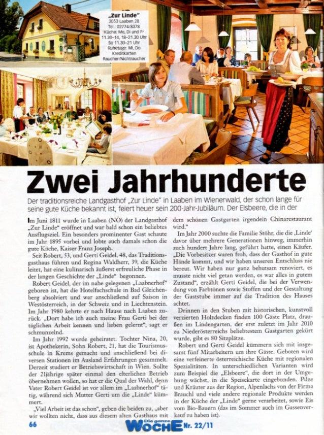 Linde-Presseberichte
