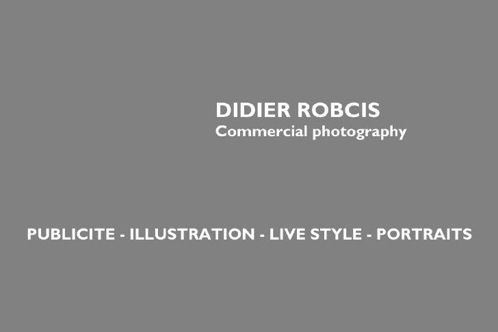 Didier Robcis
