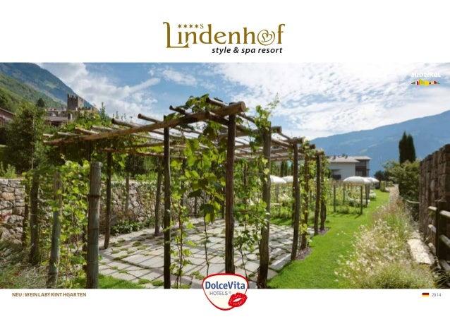 NEU: Weinlabyrinthgarten  2014 1