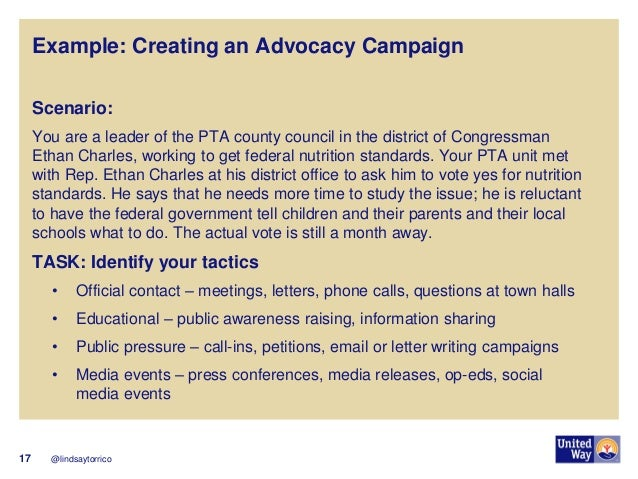 advocacy letter template - suwlr 2014 advocating for a cause lindsay torrico