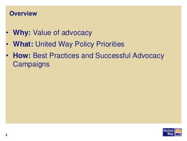#SUWLR 2014, Advocating for a Cause: Lindsay Torrico Slide 2
