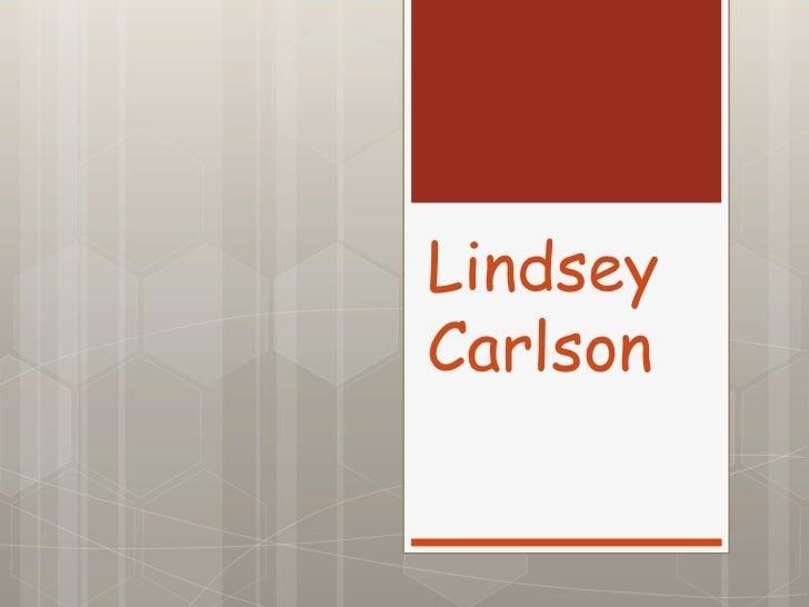 LindseyCarlson