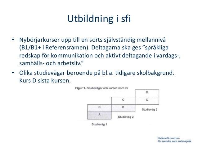 Formativ och summativ bedömning av elevtexter inom sfi och grundläggande vuxenutbildning Slide 3