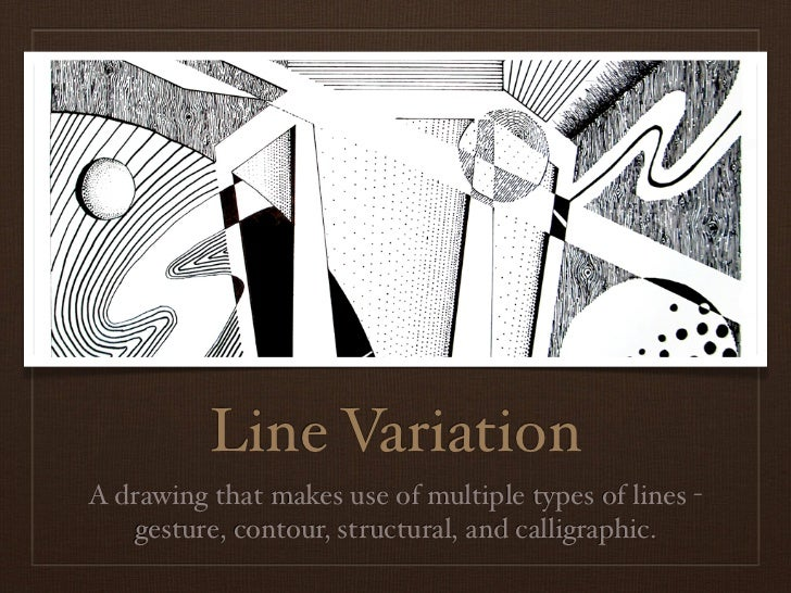 Different Types Of Lines In Art Drawing : Line g cb