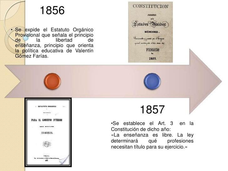 1884• Inicia                           1874  segundo  cuatrienio                    • Ya existían  de Porfirio            ...