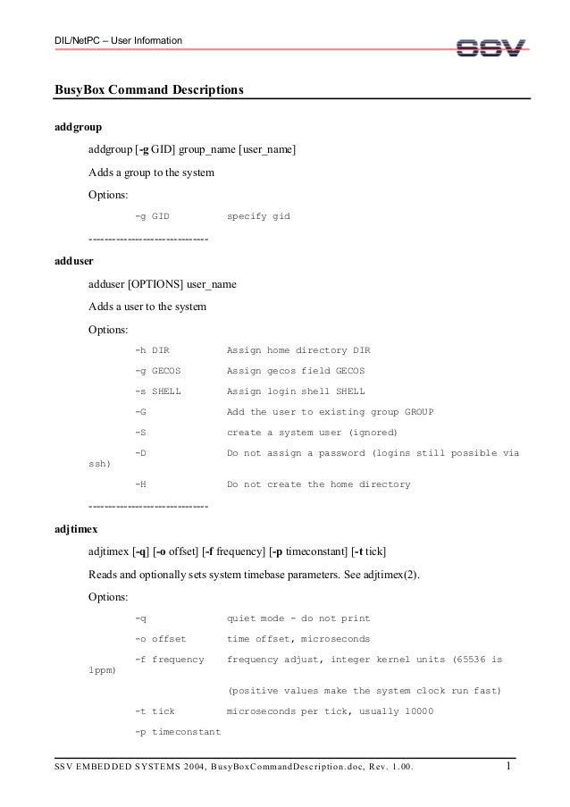 Linea de comandos bioface zem800