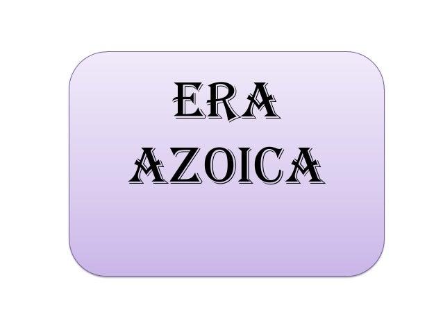 EraAzoica