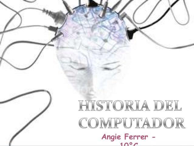 Angie Ferrer         10°CAngie Ferrer -