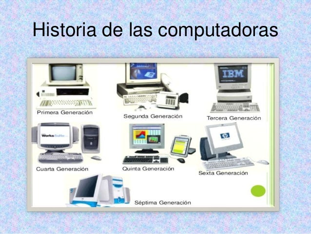 historia de las computadoras monografiascom linea de tiempo - photo#5