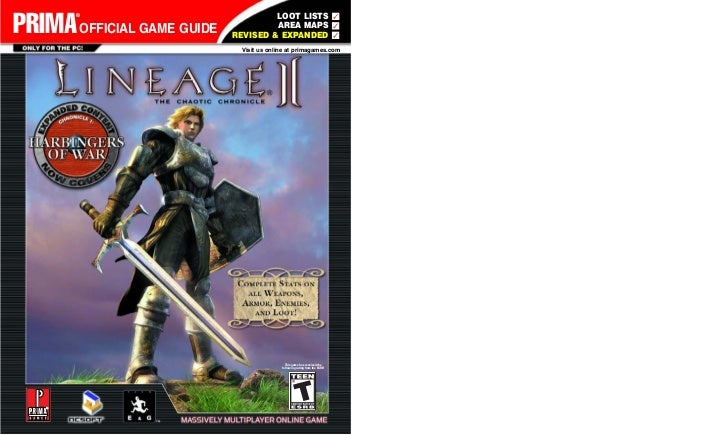 lineage-ii-the-chaotic-chronicle-prima-o