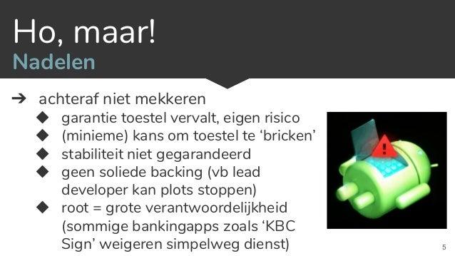 LineageOS op je (oude) smartphone (Merijn Supply)