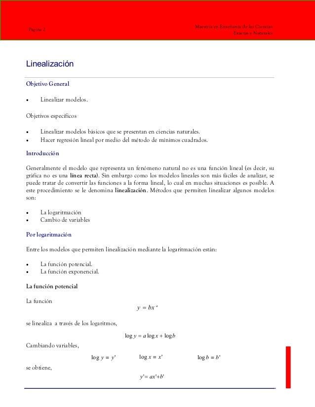 Linealizacion Slide 2