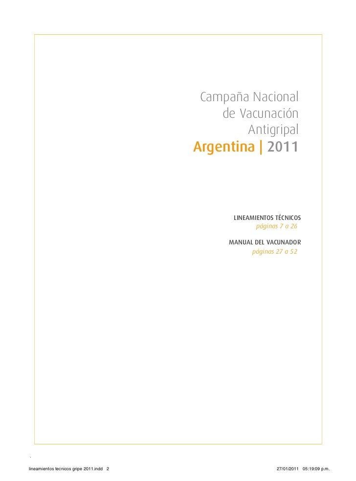 Campaña Nacional                                              de Vacunación                                               ...